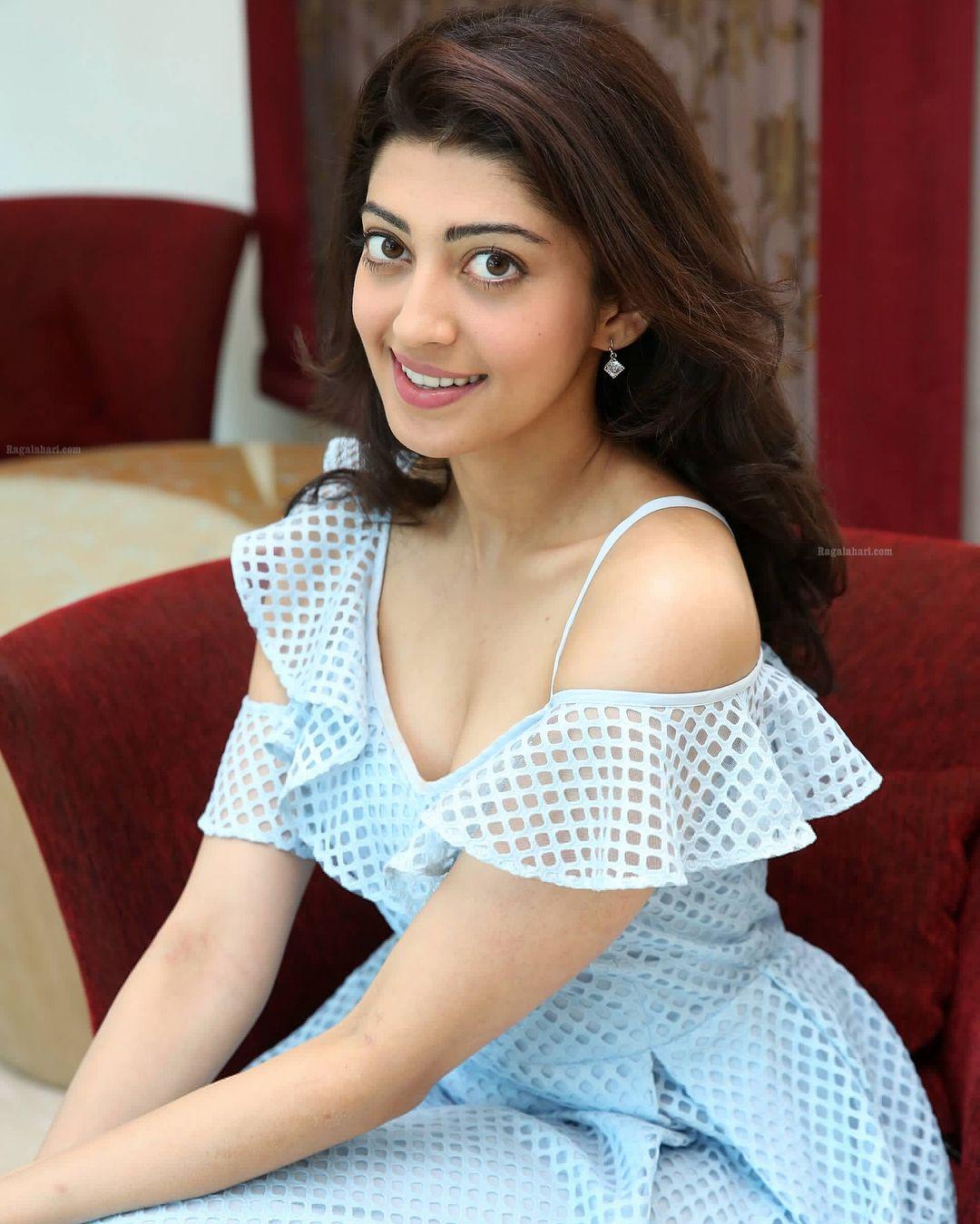Telugu Actress Pranitha Stills At SIIMA Awards Photoshoot