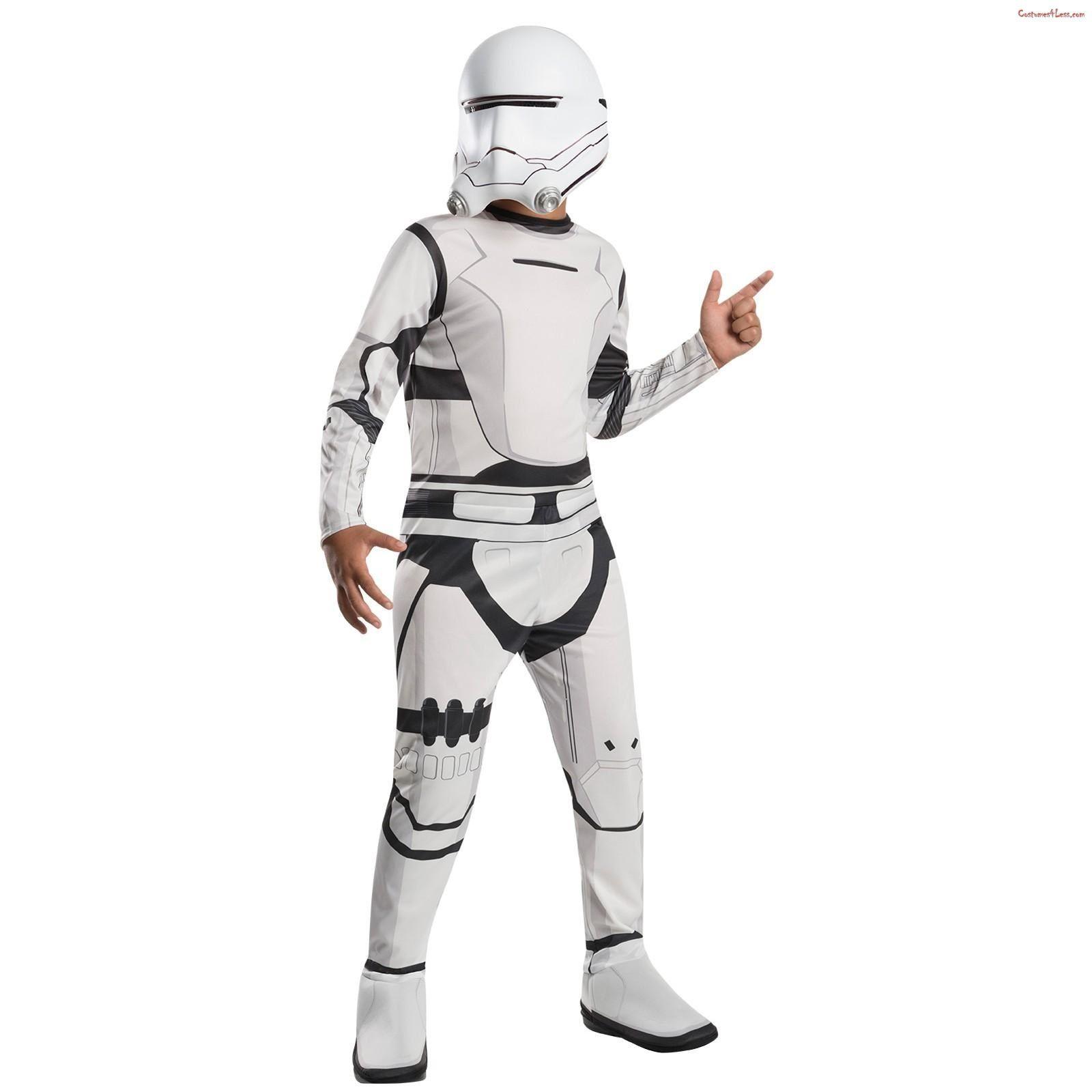 Star Wars Episode 7 Boys Classic Flametrooper Costume Episode Wars Star Star Wars Costumes Star Wars Kids Star Wars Vii