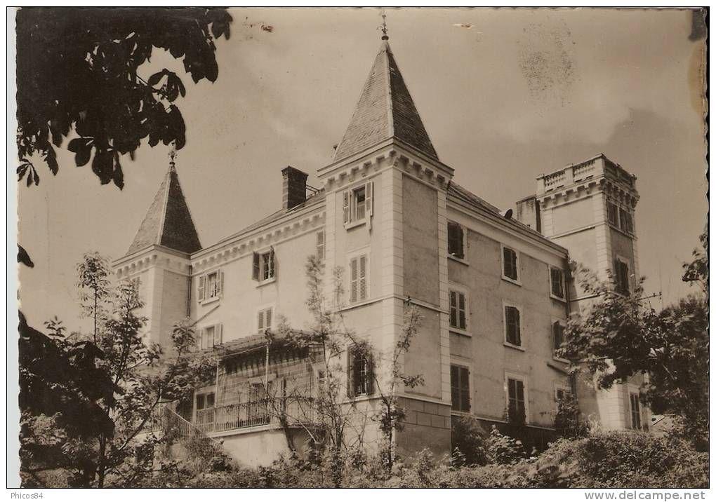 Arbresle chateau - Delcampe.net
