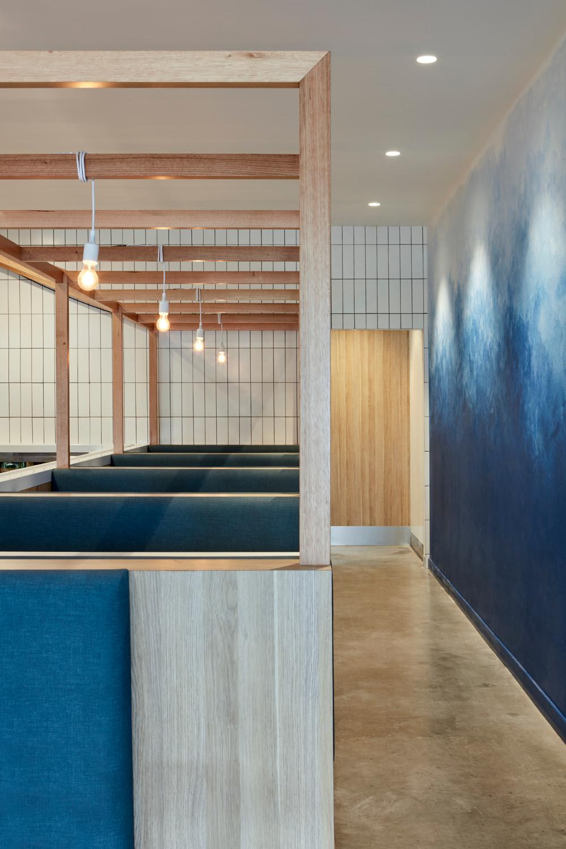 Ha Ne Sushi Tonic Design Architectural Interior Design