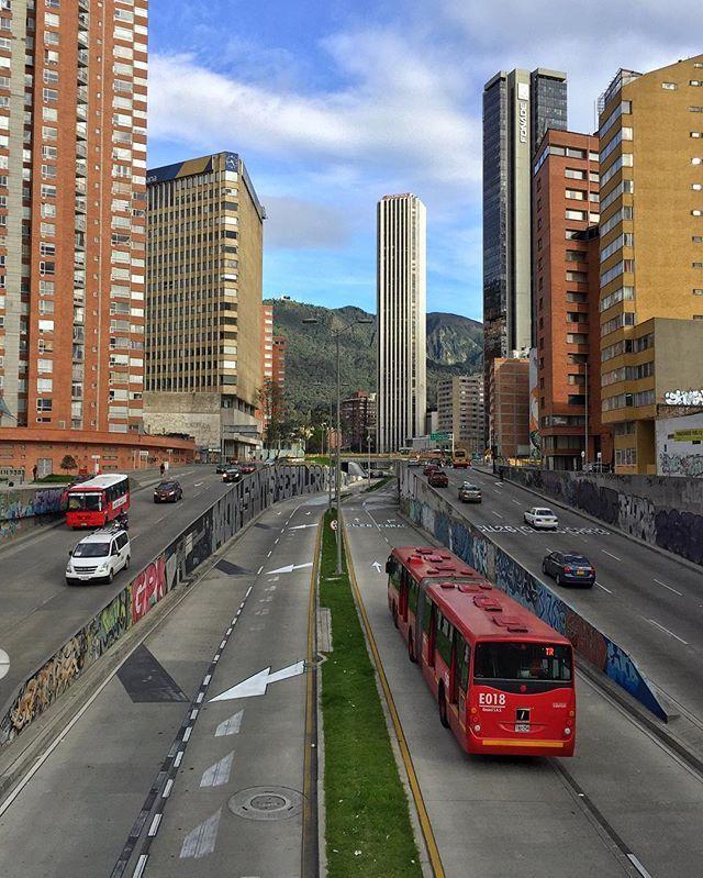 Eres bonita Bogotá