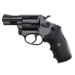 """Rossi Model R35102 Revolver .38 Special +P 2"""" Barrel 5 Rounds Black Rubber Grips Blued Finish"""
