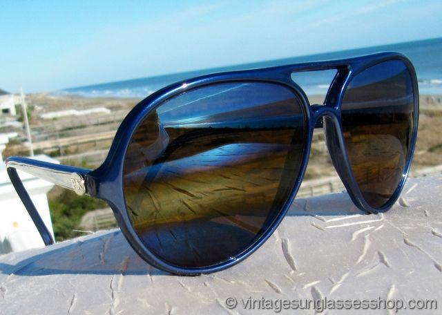 8ccf0116ff Vintage Vuarnet 374 Nautilux Sunglasses