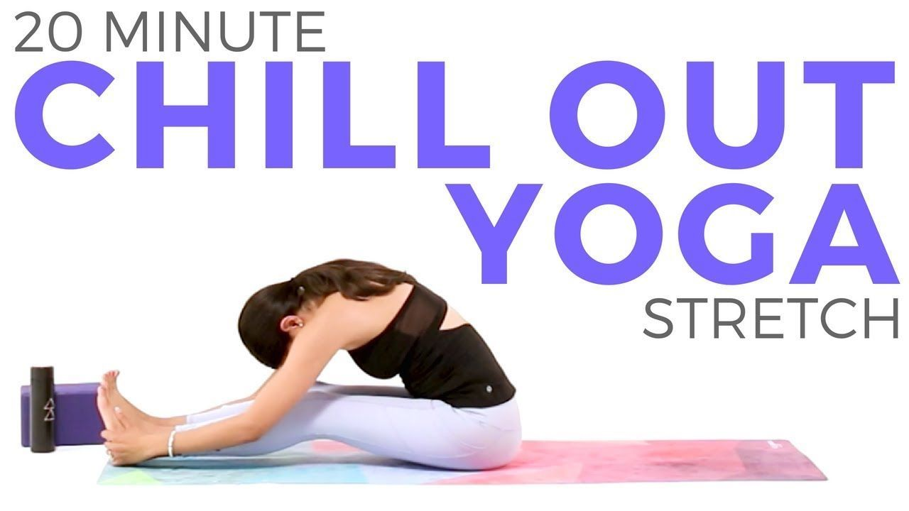 20 minute Yoga for Relaxation & Flexibility 💙 CHILL OUT