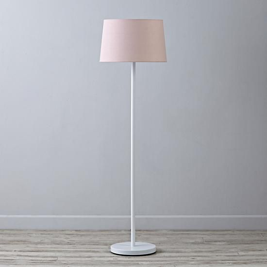Beautiful Light Years Floor Lamp Shade (Lt. Pink) | The Land Of Nod