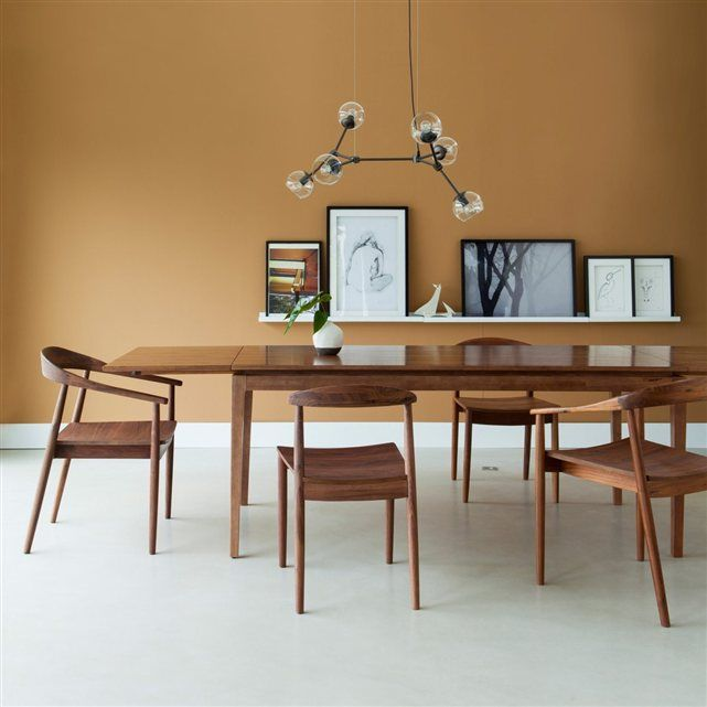 Table extensible yolo 2 allonges am pm salle manger for Table et fauteuil salle a manger