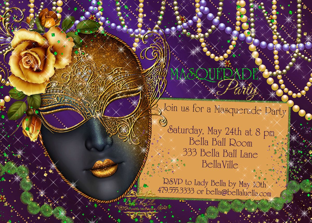 Mardi gras invitations organic wedding invitations wedding mardi gras invitations organic wedding invitations wedding invitations cleveland ohio monicamarmolfo Image collections