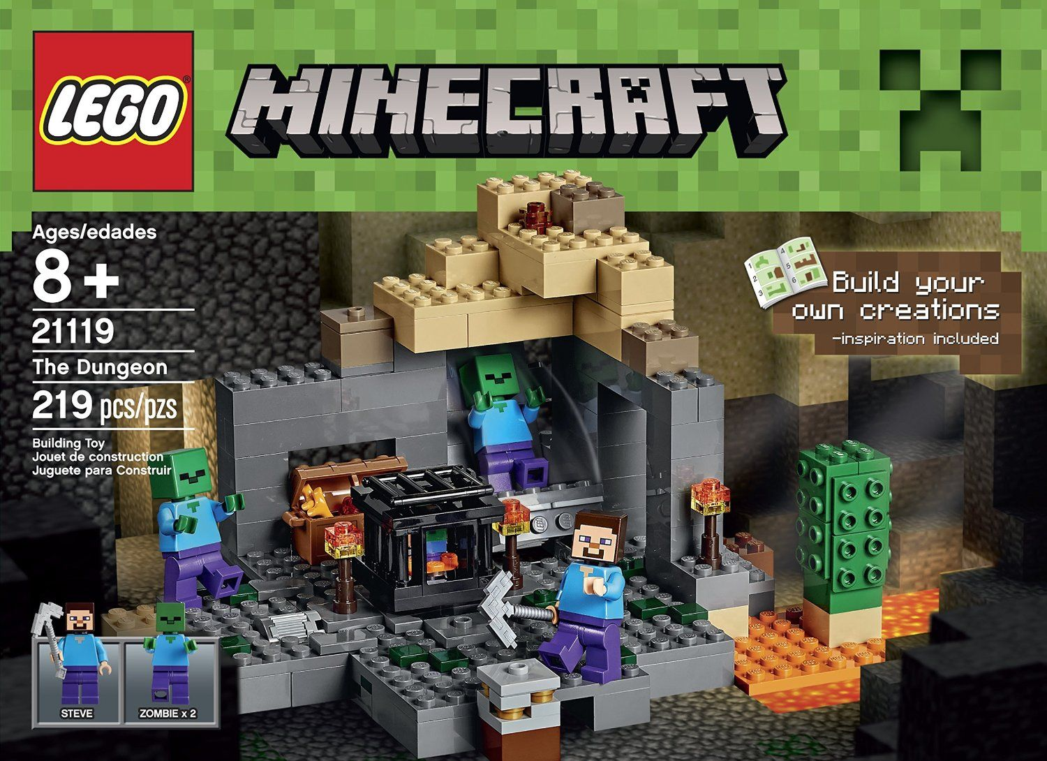 Gifts For 9 Year Old Boys Lego Minecraft Minecraft Toys