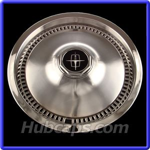 Lincoln Continental and Town Car hubcap. 197582 Wheel