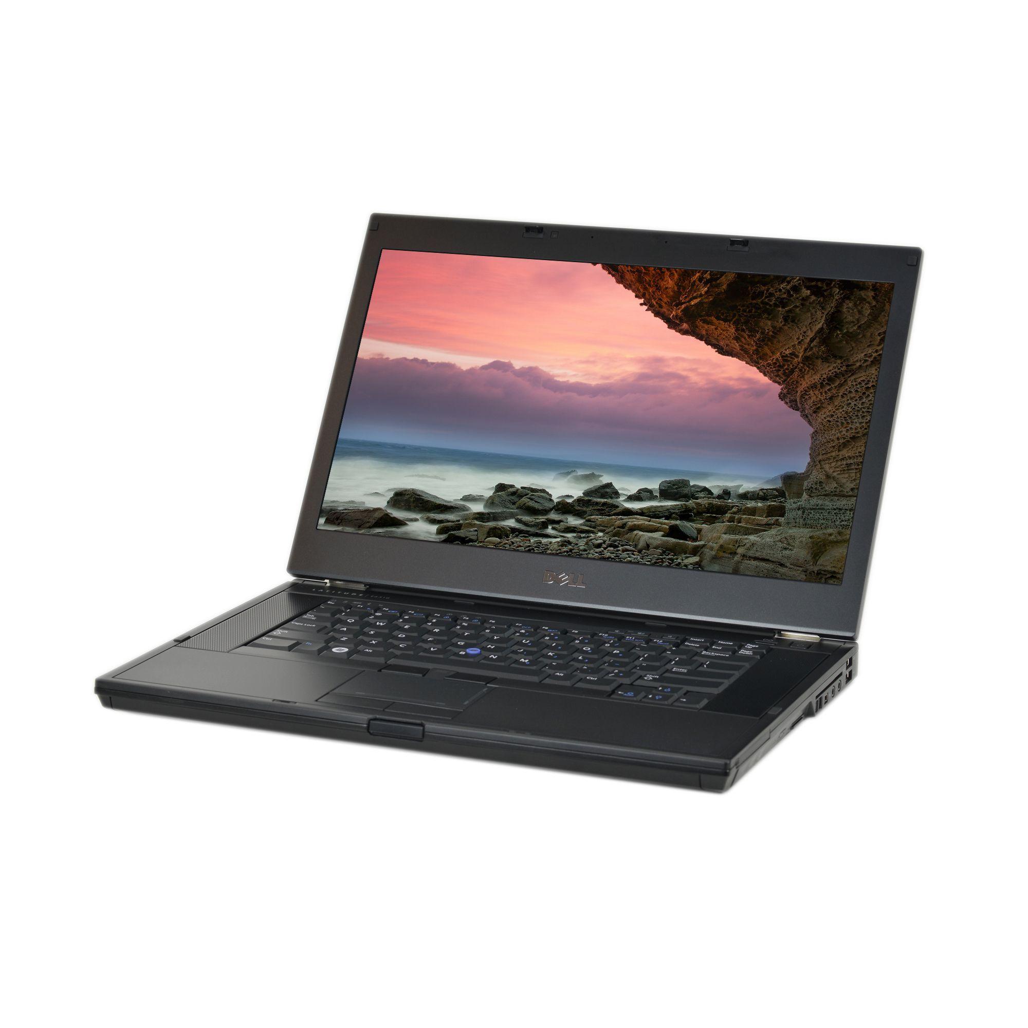 Dell Latitude E6510 15.6-inch 2.4GHz Core i5 8GB RAM 128GB SSD Windows 10 Laptop