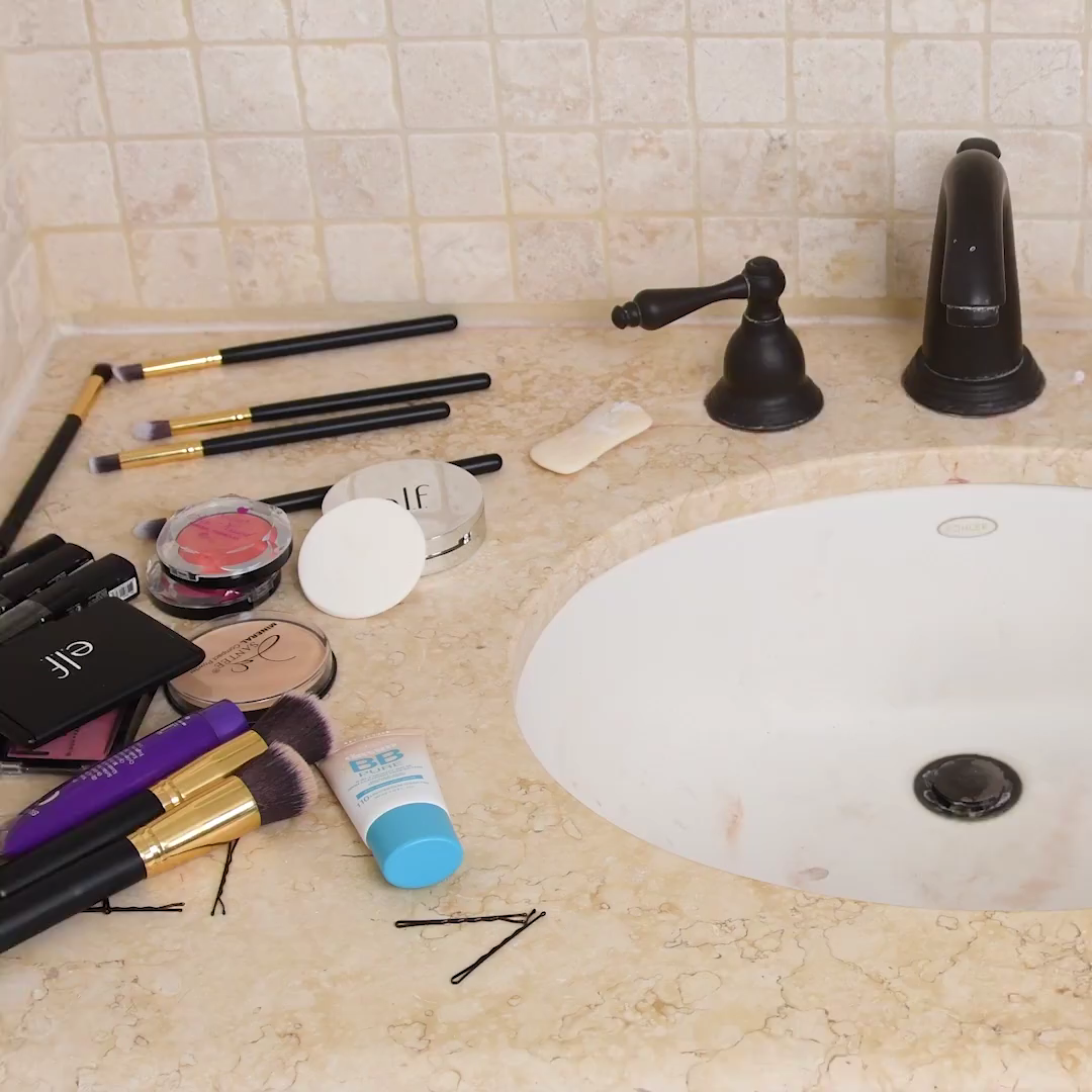 7 Easy Hacks To Upgrade Your Bathroom!#bathroom #easy