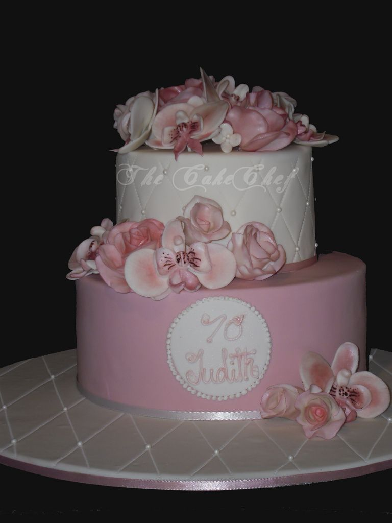 70th Birthday Cake For Mom Adult Birthday Cake Ideas In
