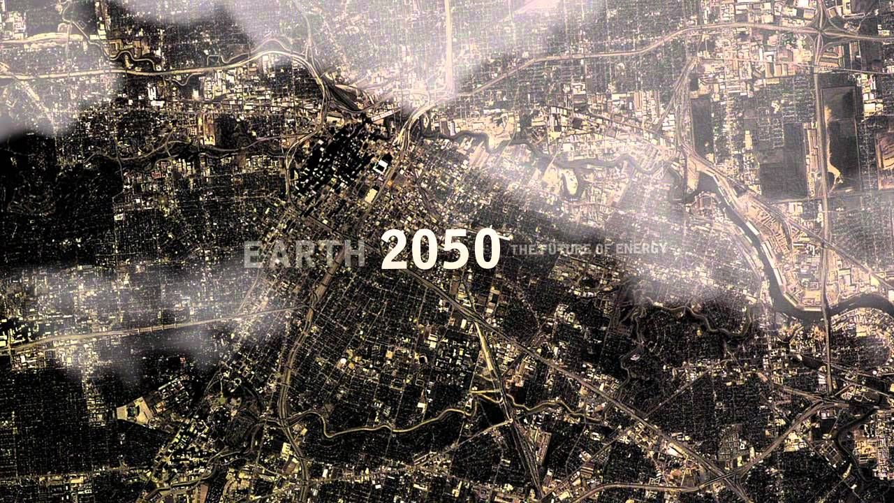 Earth 2050 How Much Energy Will We Need Earth Science And
