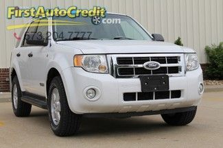 Check Out This 2008 Ford Escape Xlt In White From First Auto
