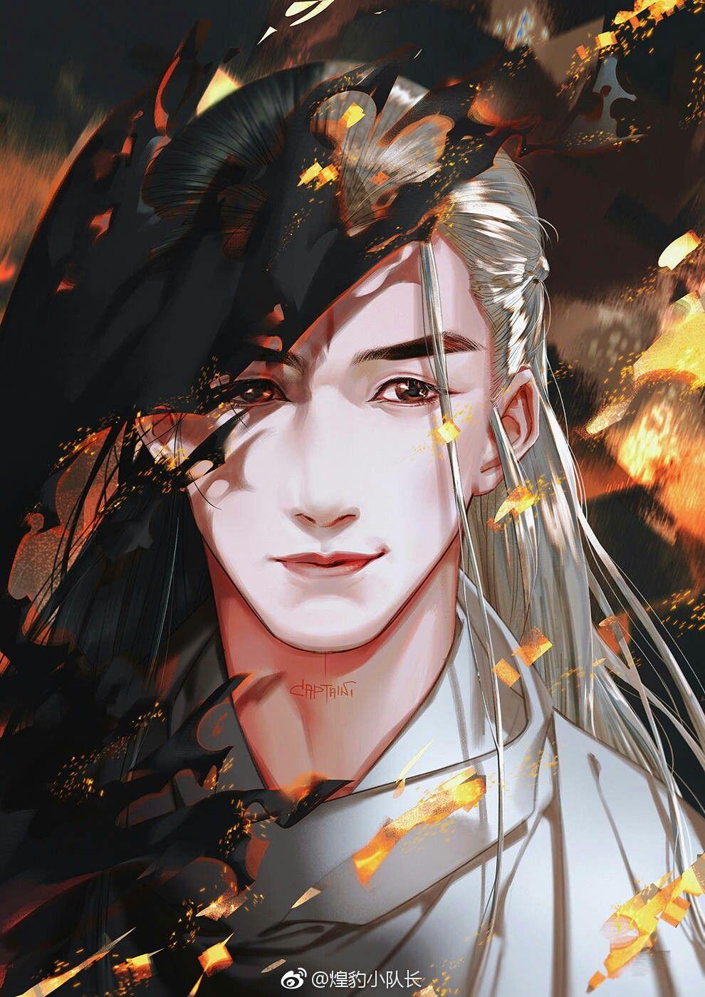 [Trấn Hồn] Anime, Nghệ thuật, Trai đẹp