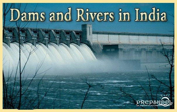 Complete List of Dams and Reservoirs on Rivers in India in PDF
