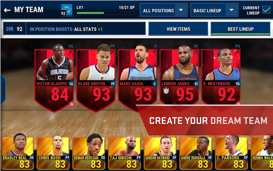 NBA live mobile hack no survey Hey! Today you can give a