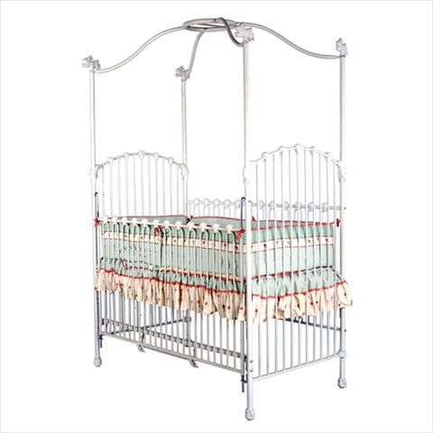 Canopy Crib w/ Bunnies | Jack and Jill Boutique