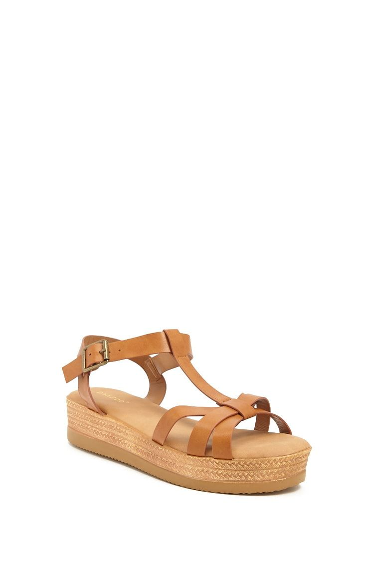 6bd7851024 Strappy Espadrille Wedges in 2019 | Shoes | Espadrilles, Wedges ...