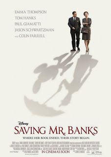 Disney Film Project Podcast - Episode 156 - Saving Mr. Banks
