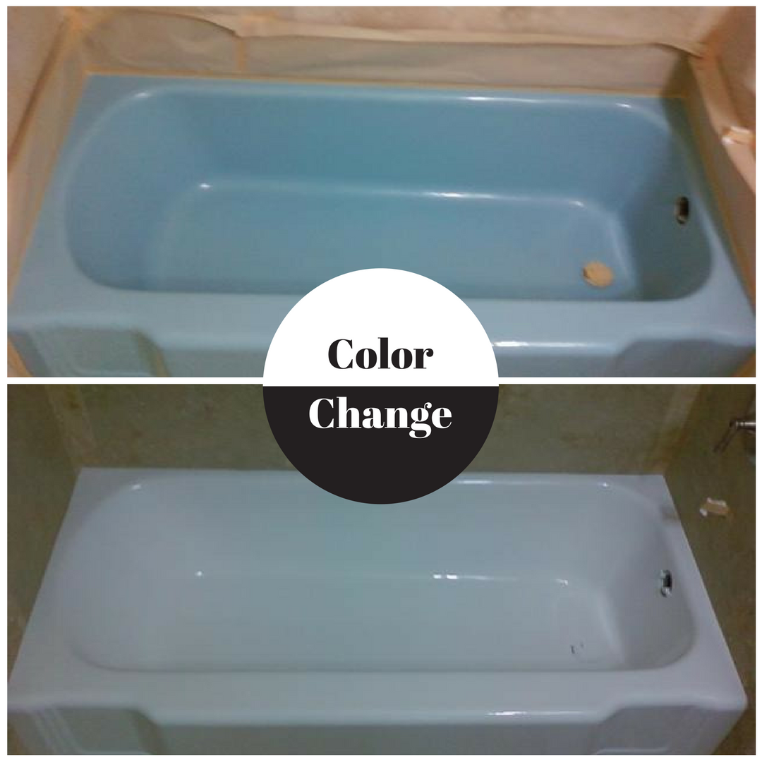 Pros & Cons Of Bathtub Refinishing vs Installing A Bathtub Liner ...
