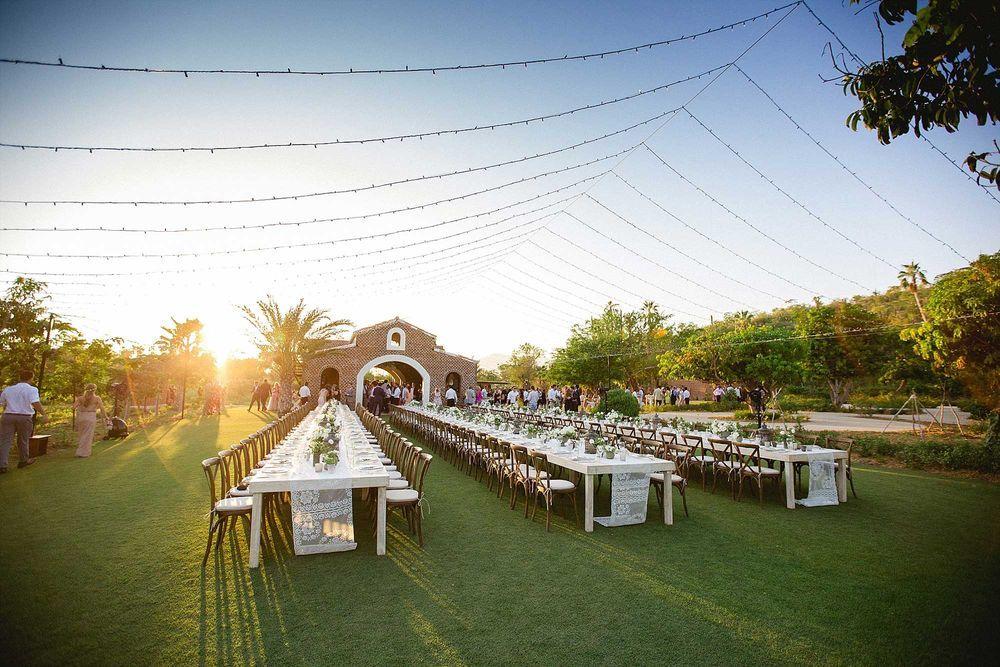 Top Mexico Wedding Venues | How to Marry in Mexico | Flora Farm, San Jose del Cabo, Los Cabos