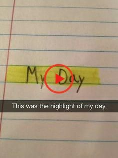 24 Hilarious Funny Snapchats That Are Too Good -