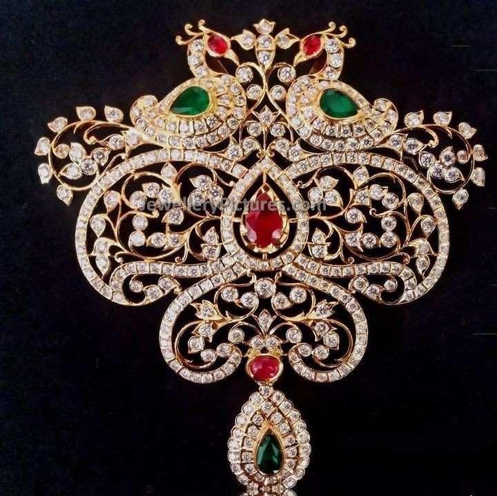 Big size diamond pendant traditional indian jewellery 1 big size diamond pendant traditional indian jewellery 1 mozeypictures Images