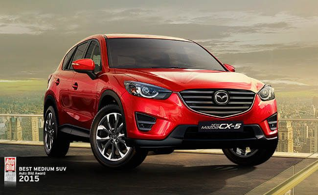 Harga Mazda CX 5 Bandung Spesifikasi Fitur Kredit Mazda CX5