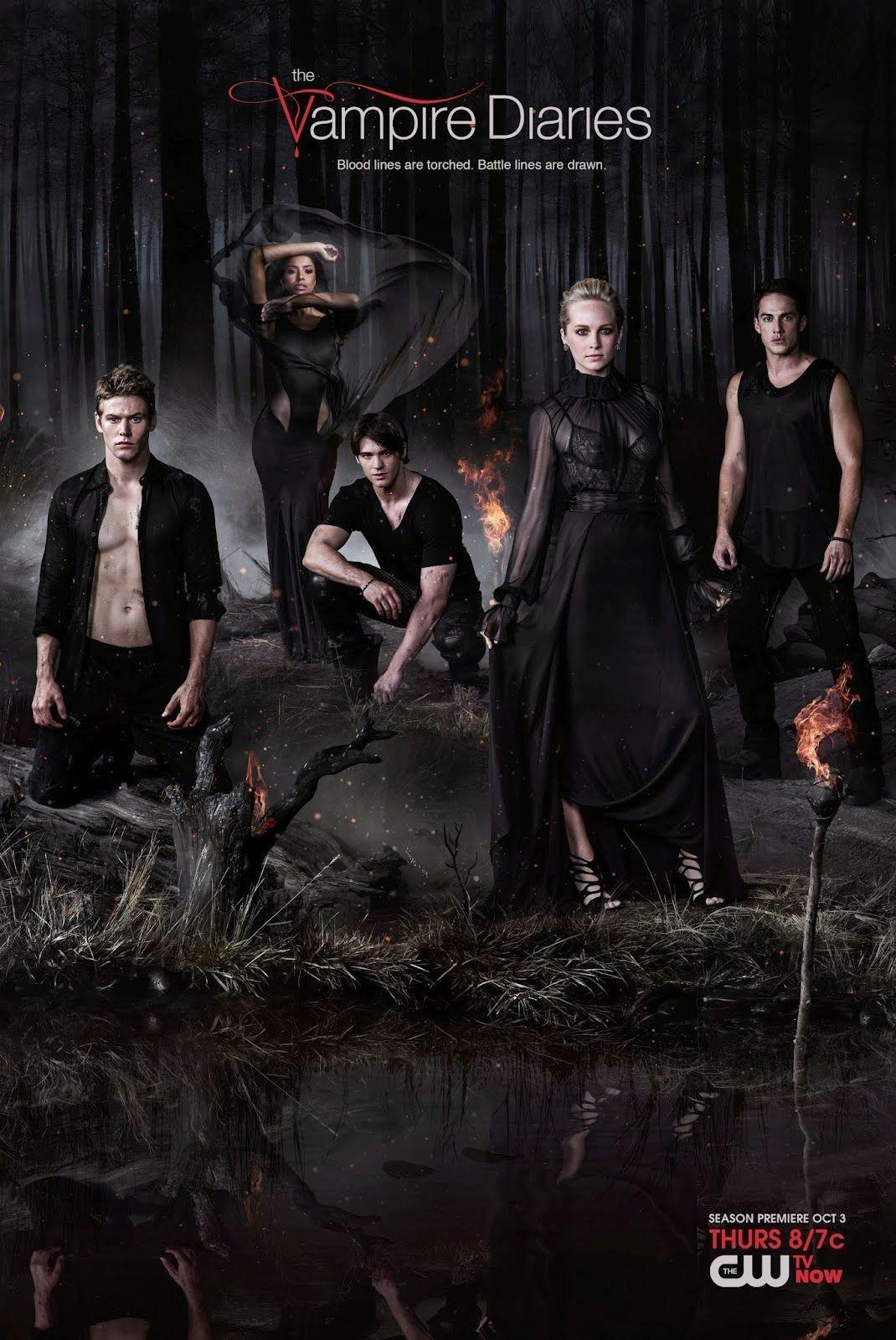 The Vampire Diaries Season 5 Vampire Diaries Vampire Diaries Season Vampire