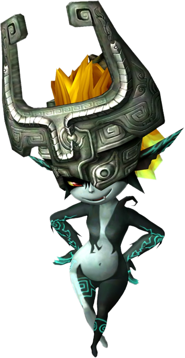 Midna-Imp-Form-Official-Art.png (637×1230) | To Hyrule or not to ...