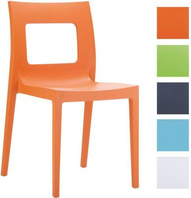 Amazing stapelbarer Design Gartenstuhl K chenstuhl Stapelstuhl LUCCA gro e Farbauswahl Jetzt bestellen unter https
