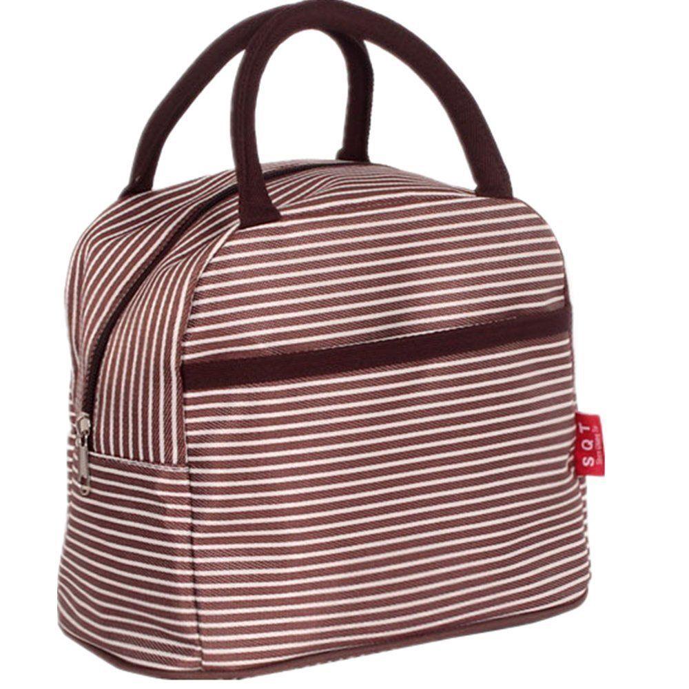 Robot Check Purse lunch bag, Women handbags, Lunch bags