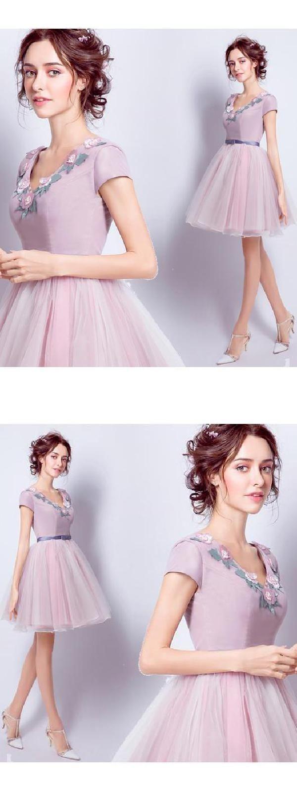 Custom made luxurious aline prom dresses prom dresses short