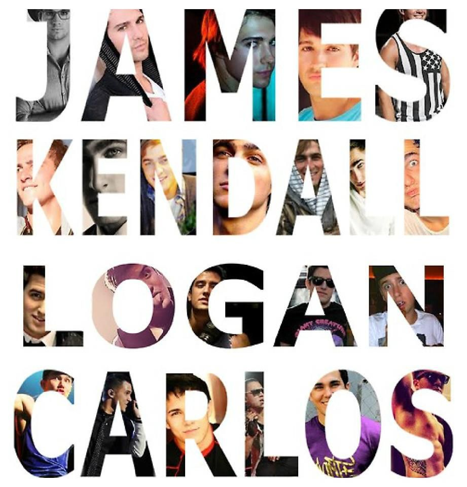 Logan Henderson - of all the BTRers. He's my fave ...