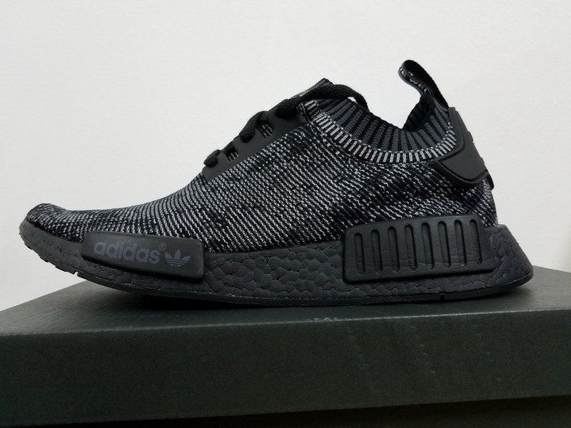 167ffabb0e1bb Adidas NMD Friends and Family Pitch Black S80489