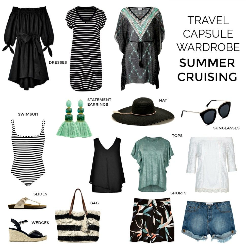 12 tips for how to pack and plan for your next cruise holiday #summercruiseoutfits