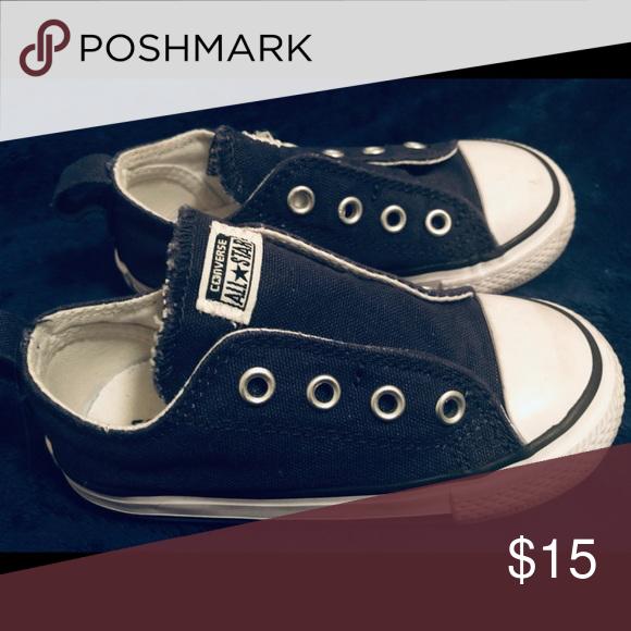 Converse navy sneakers | Navy sneakers