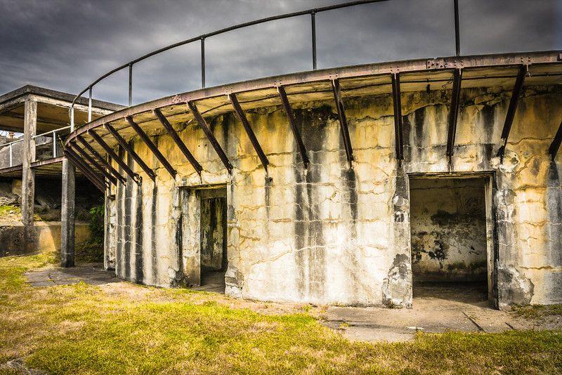 post storm fort aaron b hockley abandoned places oregon coast warrenton oregon abandoned places oregon coast