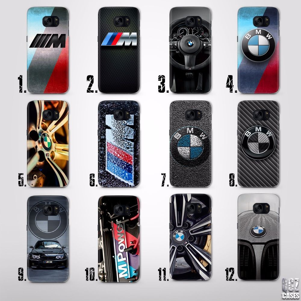 Pics photos batman logo evolution design for samsung galaxy case - Bmw M Logo M3 M5 M6 X5 Uv Case Cover For Samsung S5 S6 S7 Edge