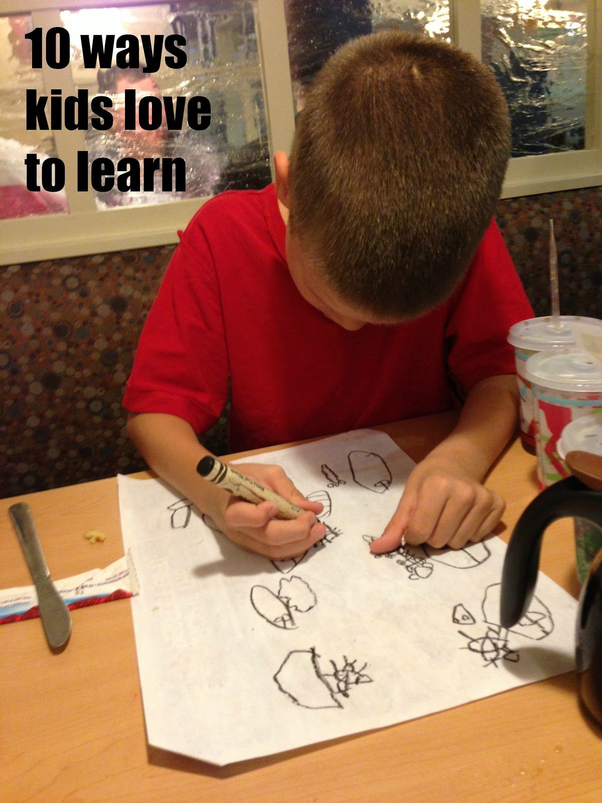10 Ways My Kids Love To Learn