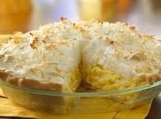 Pineapple Cream Pie #sugarcreampie
