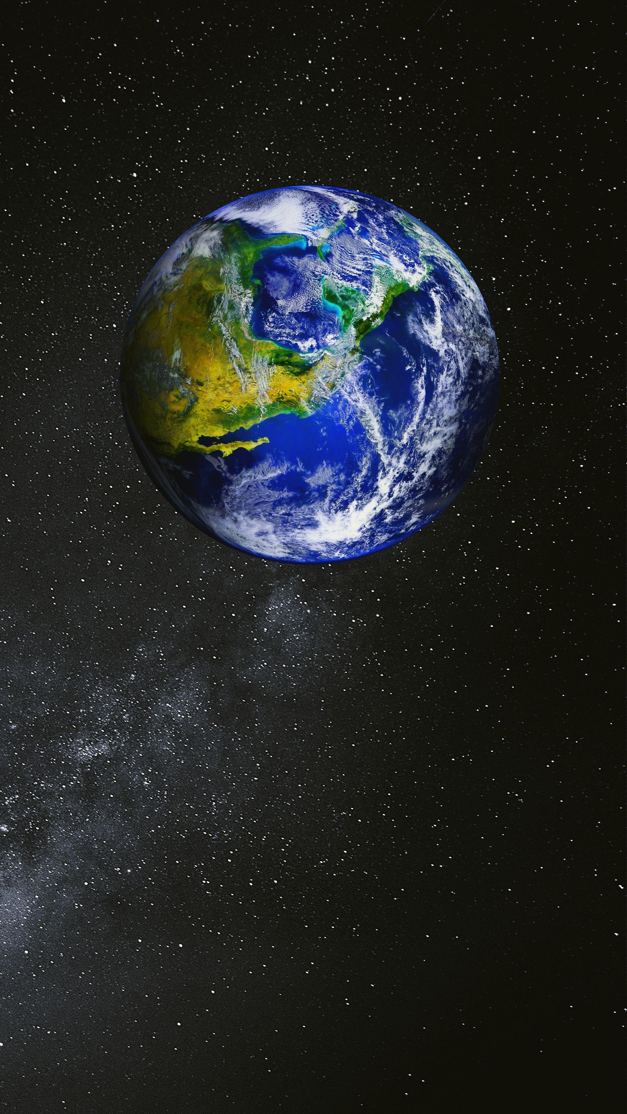 Planet Earth 4k Wallpaper 2160x3840 Iphone Wallpaper Earth Wallpaper Earth Hd Dark Wallpapers