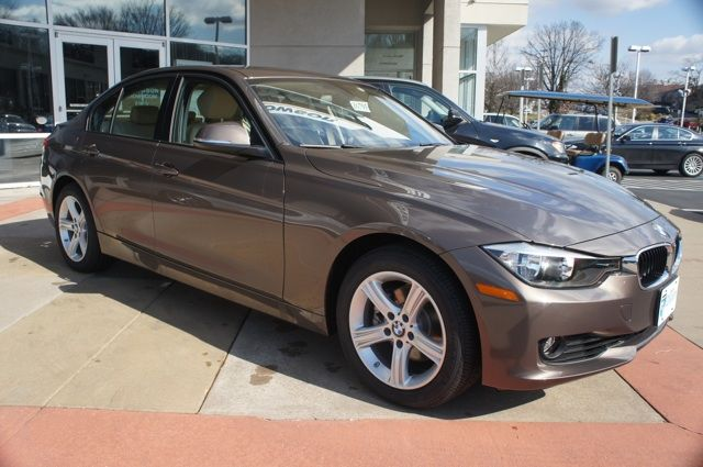 2013 Bmw 328i Xdrive In Sparkling Bronze Bmwtowson 26795 With