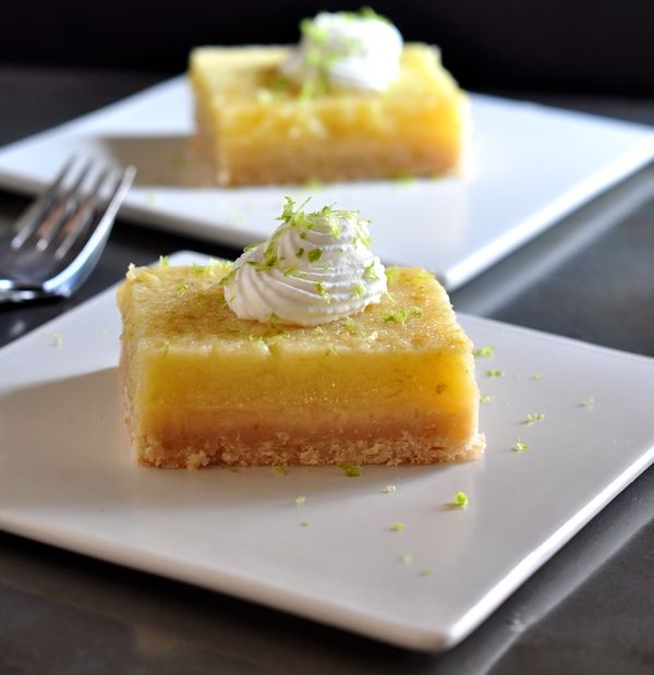 Lime Buttermilk Bars | The Creekside Cook
