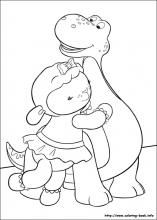 doc mcstuffins coloring pages on coloring bookinfo - Doc Mcstuffins Coloring Pages