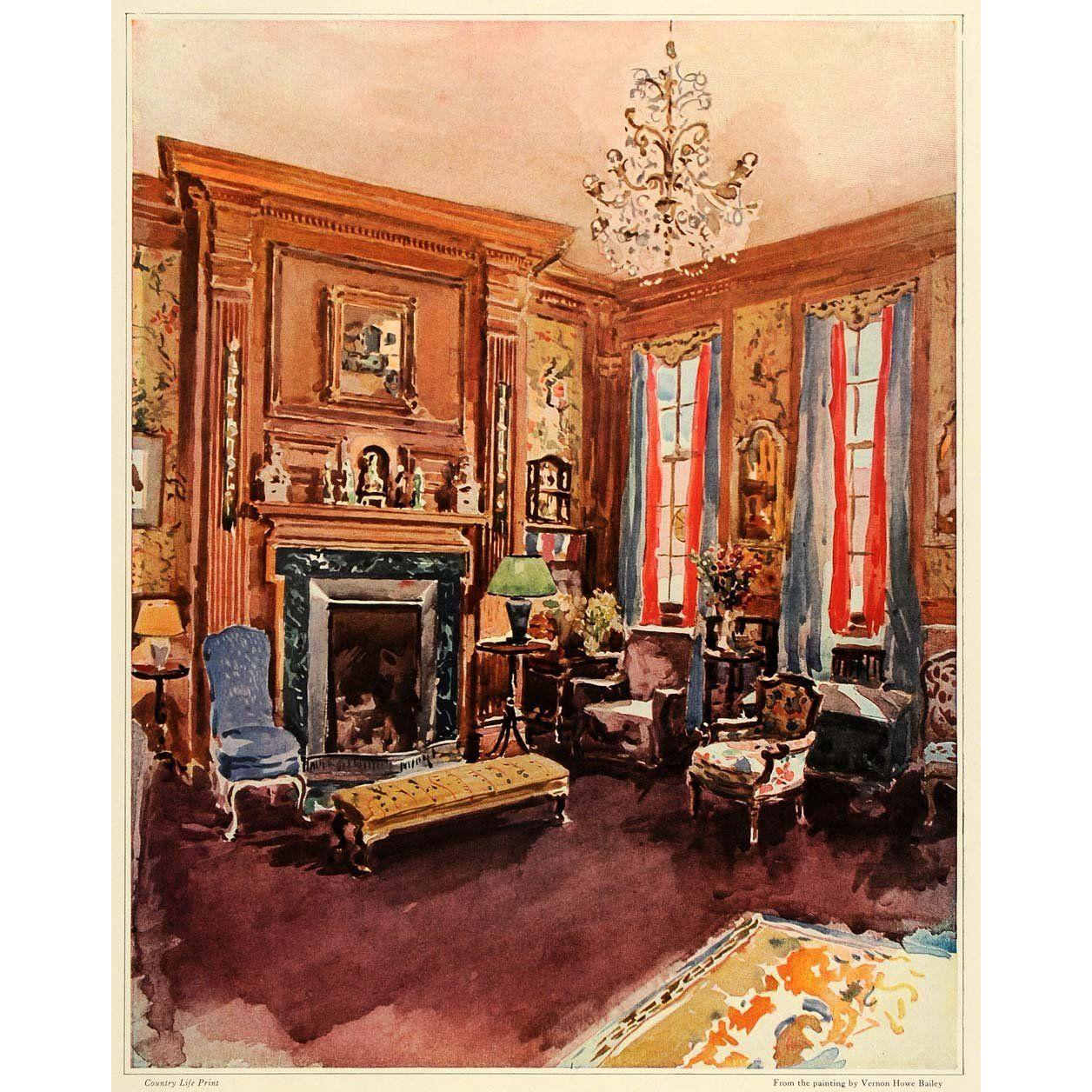 Elsie De Wolfe Was The First Interior Designer