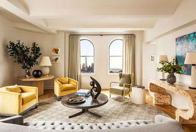 NYC living room Intérieur Pinterest Living rooms, Modern