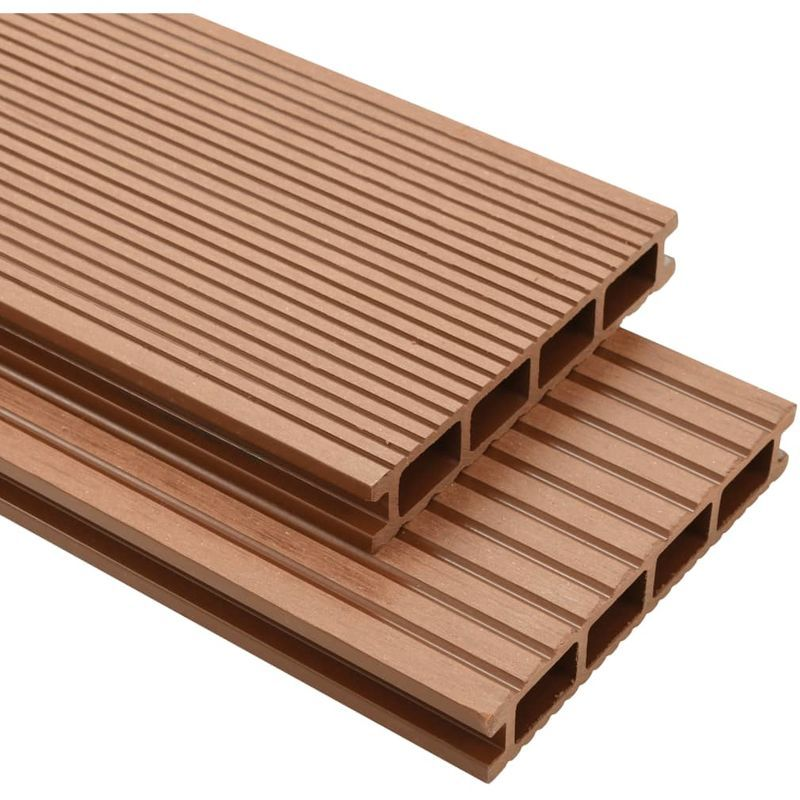 Lame De Terrasse Bois Et Composite In 2019 Deck Tile Wood