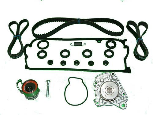 TBK Timing Belt Kit Honda Civic 1.7 LX DX EX (2001 2002 2003 2004 2005) Leading Distributor of Timing Belt Kits. Trusted Name Brand and OEM Parts. Largest Inventory of Timing Belt Kits. Most Researched Applications.  #TBK #AutomotivePartsAndAccessories